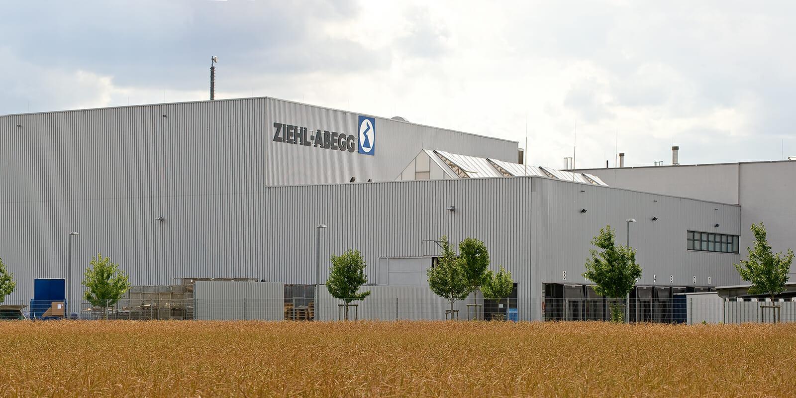 Ziehl-Abegg, 74638 Waldenburg